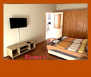 Apartament Betty Kolcsey
